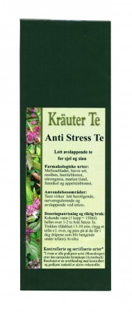 Anti Stress te 100g