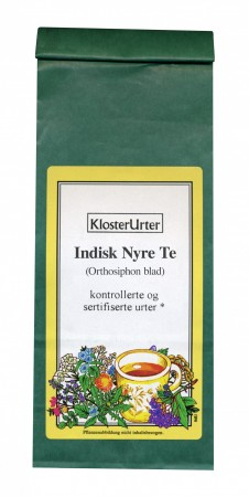 Indisk nyre te 50g Kloster